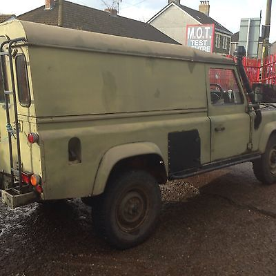 Landrover 110 Hard Top Roof And Sides Rear Door