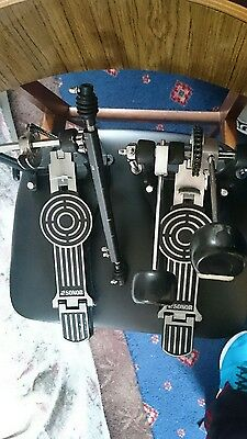 sonor pedals double