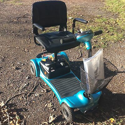 Ultralite, Class 2, 4 Mph, Portable Mobility Scooter. EXCELLENT CONDITION.