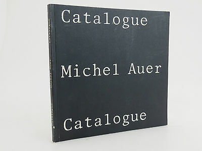 Buch: Catalogue Michel Auer Catalogue PH015