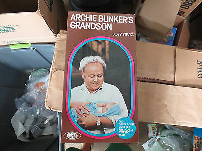Ideal Archie Bunker's Grandson Joey Stivic Doll NIB RARE VINTAGE