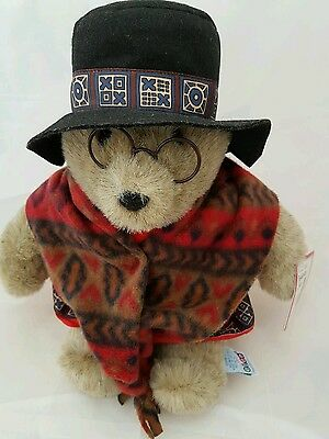 Rare Classic Paddington Bear Aunt Lucy By  Eden - 2000 Toy With Tags