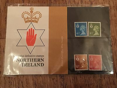 1976 GB Royal Mail Stamps - Northern Ireland Low Value Definitives (no.84) *Mint