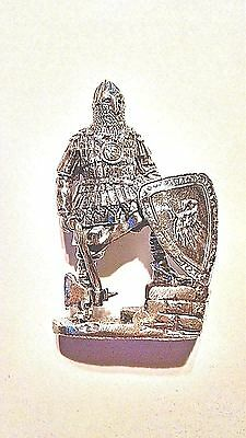 3 oz Silver Russian Warrior Middle Ages .999 fine Silver-Art of War Series/ Anti