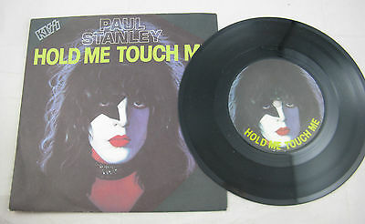 """Paul Stanley (Kiss) - """"hold Me Touch Me"""" - Can 140 - Mint Player"""