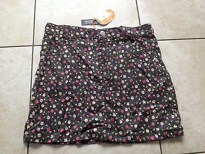 Blue Zoo Girls Cord Floral Skirt Age 11 Years . BNWT.