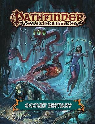 Occult Bestiary - Pathfinder Campaign Setting RPG Role Playing Book