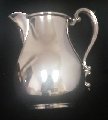 Manchester Sterling Silver Pitcher 2 1/2 Pints #949