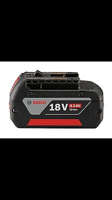 Brand New 4Ah Battery For Bosch Coolpack 18V 4.0Ah Lithium Ion Cordless Battery