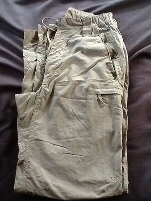 The North Face lightweight trousers - Size small