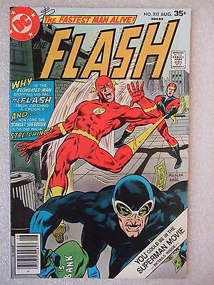 The Flash #252  with Elongated Man. VFN