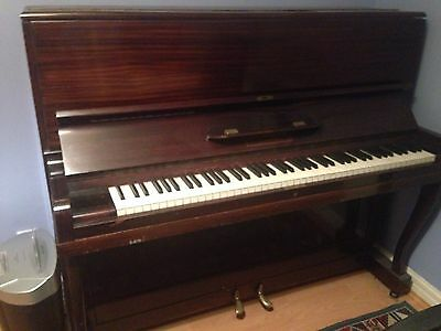 Piano By J And B Hopkinson