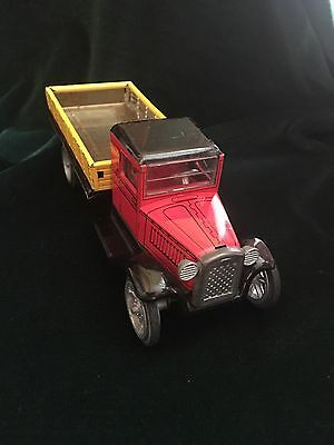 Vintage Tinplate Truck/car/lorry