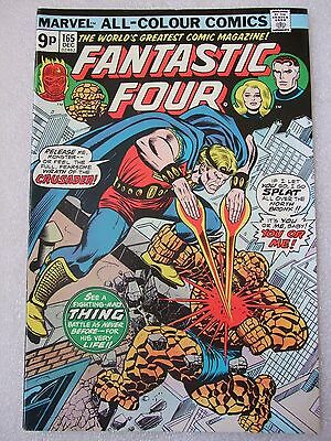 Fantastic Four  #165 (1975)  featuring The Crusader.  FN+