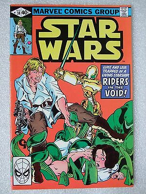 """Star Wars  #38 (1980) """"Riders In The Void"""".  NM"""