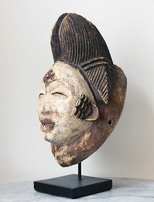 Old Okuyi mask, Punu people GABON