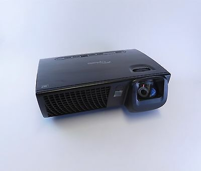 Optoma EX525ST 2500 Lumens Digital Multimedia DLP Projector - 1741 Lamp Hours