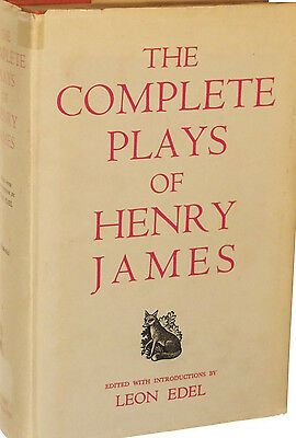 The Complete Plays of Henry James by Henry James (Hardback, 1949) 1st edition