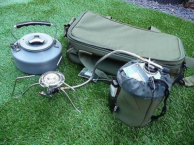 Ngt Brew Kit Bag With Stove, Kettle And Neoprene Gas Jacket