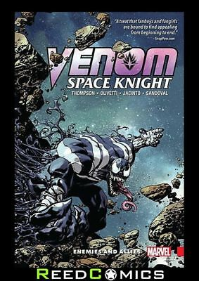 VENOM SPACE KNIGHT VOLUME 2 ENEMIES AND ALLIES GRAPHIC NOVEL New Paperback