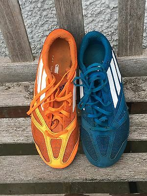 Nike running spikes size 6