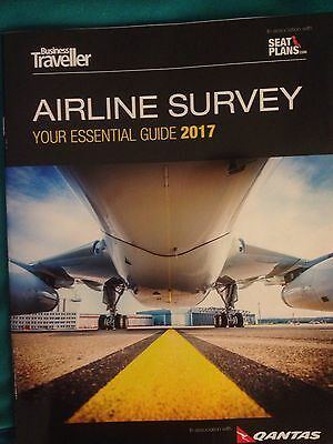 Business Traveller Airline Seating Guide 2017