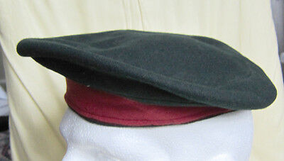 Green forage cap with red headband Napoleon Reenactment 1815
