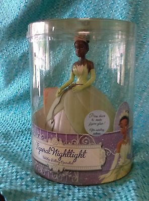Disney The PRINCESS and the FROG Figural NightLight Tabletop Battery Operated