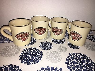 4- Jack Daniels Tennessee Mud Stone Mugs With Recipe