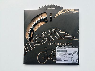 NEW * Miche Supertype 47T chainring * 135 BCD * Campagnolo 9 10s * Outer * CX