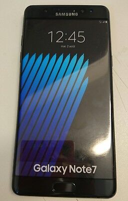 Samsung Galaxy note 7 /FACTICE /