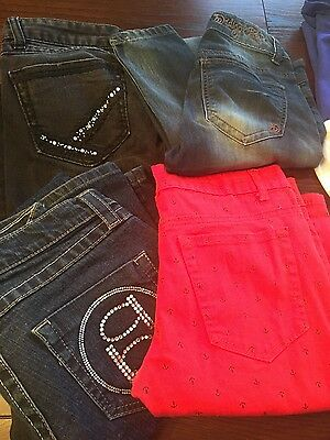 Juniors clothing lot , size small - 8 pieces - mixed  brands