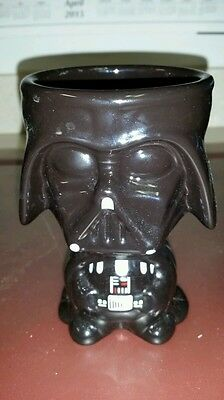 Star Wars Darth Vader Official Coffee Goblet Mug Death Star by Galerie