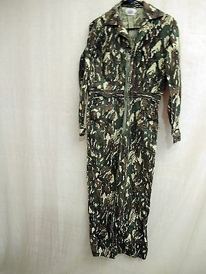 Vintage Spencercraft Deluxe Coveralls Size -S  - 100% Cotton