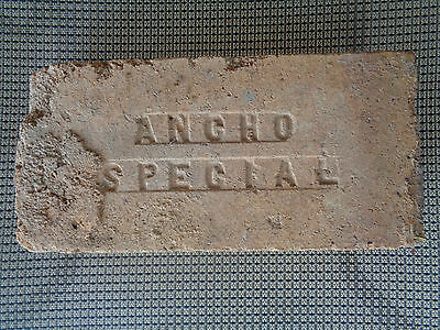 Antique Brick Ancho Special New Mexico Architectural Salvage