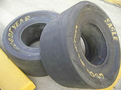 Goodyear Dragway Special racing slicks  with tubes