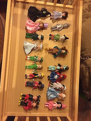 McDonalds 2004 & 2007 Wizard of Oz Madame Alexander Dolls Plus More!!!
