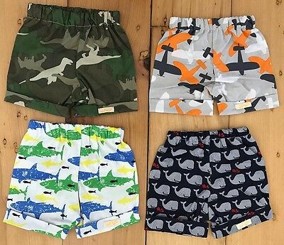 Handmade Baby Shorts Size 000 (0-3 months)