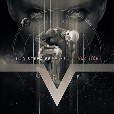 Two Steps from Hell-Vanquish  CD NEW