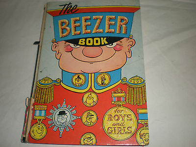 The Beezer Book For Boy's And Girls 1964