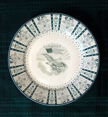 Danbury Mint United States President Collector Plate / Zachary Taylor #6438