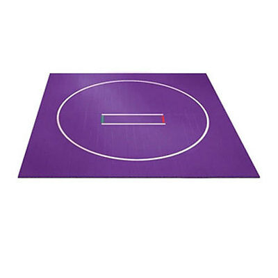 "10' x 10' x 1-1/4"" Wrestling Mat by Tiffin for Home Use or Practice"