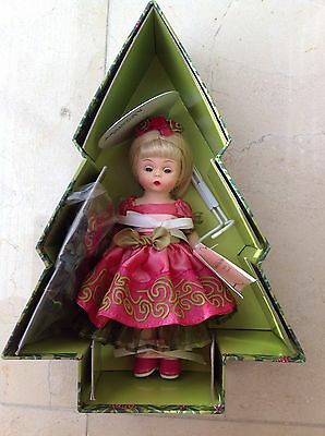 Madame Alexander Wreath of Holiday Wishes NEW doll