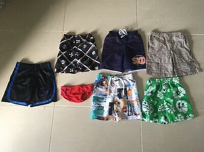 Boys Size 2 And Size 3 Bulk Lot Of Clothes.