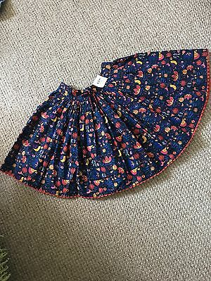 New With Tags Marks And Spencer Skirt Aged 6-7