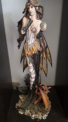 Large Fairy Figurine - Butterfly