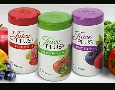 Juice Plus + Premium Pack 2 month supply