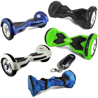 """10"""" Hoverboard E-Scooter Roller Scooter Smart Self Balance Board BT FB TASCHE"""