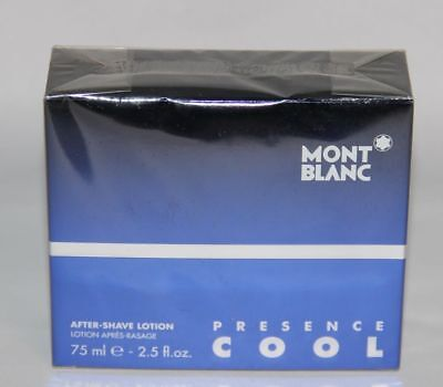 MONT BLANC - PRESENCE COOL 75ml After Shave Lotion