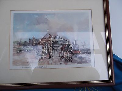 Tom Harland Limited Edition Signed Print